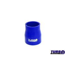 Szilikon szűkító TurboWorks Kék 51-63mm
